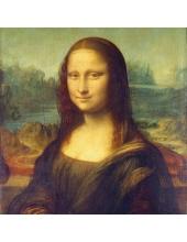"Салфетка для декупажа ""Мона Лиза"", 33х33 см, Германия"