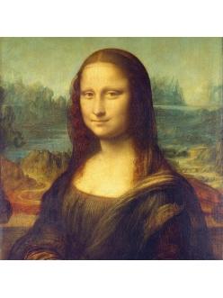 Салфетка для декупажа Мона Лиза, 33х33 см, Германия