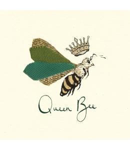 """Салфетка для декупажа """"Пчелиная королева"""", 33х33 см, Германия"""