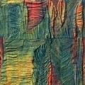 """Салфетка для декупажа """"Листья"""", 33х33 см, Германия"""