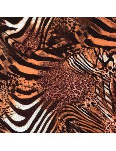 """Салфетка для декупажа """"Шкуры африканских животных"""", 33х33 см, Германия"""