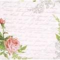 "Салфетка для декупажа HF13309245 ""Любовное письмо"", 33х33 см, Ambiente (Голландия)"