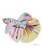 "Салфетка для декупажа ""Рыбка"", 33х33 см, Германия"