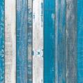 """Салфетка для декупажа """"Старые доски, синий"""", 33х33 см, Германия"""