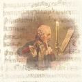"Салфетка для декупажа ""Концерт для флейты"", 33х33 см, Германия"