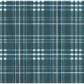 "Салфетка для декупажа ""Шотландка зеленая"", 33х33 см, Германия"