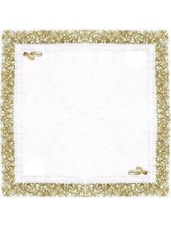 Салфетка для декупажа Вечная любовь, 33х33 см