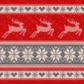 """Салфетка для декупажа """"Рождественская вязка"""", 33х33 см, Германия"""