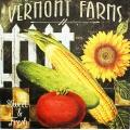 """Салфетка для декупажа """"Вермонт ферма"""", 33х33 см, Германия"""