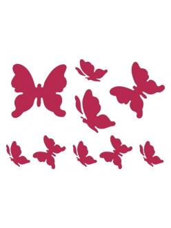 Трафарет для росписи Бабочки, 15х20 см, Stamperia KSD015