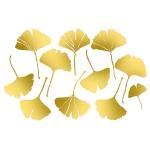 """Трафарет пластиковый для росписи KSD260 """"Листья"""", 15х20 см, Stamperia (Италия)"""