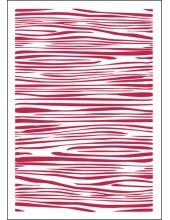 """Трафарет пластиковый KSG315 """"Деревянная поверхность"""", 21х29,7 см, Stamperia (Италия)"""
