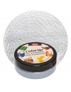 Краска для кожи и синтетики Color up Серебро 50мл, Viva Decor Германия