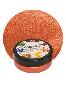 Краска для кожи и синтетики Color up Бронза 50мл, Viva Decor Германия