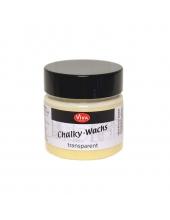 Воск Chalky Wachs, цвет 001 прозрачный, 50 мл, Viva Decor (Германия)