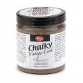 Краска меловая Chalky Vintage-Look, цвет 453 серо-коричневый, 250мл, Viva Decor (Германия)