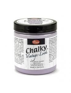 Краска меловая Chalky Vintage-Look, цвет 501 сиреневый, 250мл, Viva Decor (Германия)