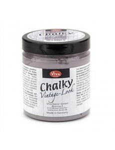 Краска меловая Chalky Vintage-Look, цвет 502 розово-лиловый, 250мл, Viva Decor (Германия)