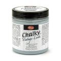Краска меловая Chalky Vintage-Look, цвет 602 перламутровый голубой, 250мл, Viva Decor (Германия)