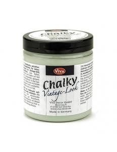 Краска меловая Chalky Vintage-Look, цвет 701 светло-зеленый, 250мл, Viva Decor (Германия)