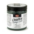 Краска меловая Chalky Vintage-Look, цвет 702 темно-зеленый, 250мл, Viva Decor (Германия)