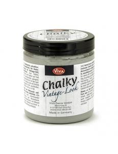 Краска меловая Chalky Vintage-Look, цвет 801 серый, 250мл, Viva Decor (Германия)