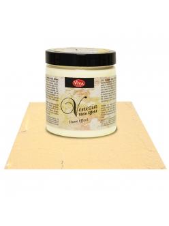 Краска-паста с эффектом венецианской штукатурки Venezia 451 песочный, 250 мл, Viva Decor