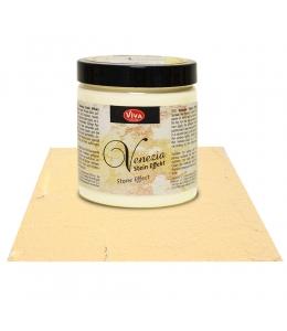 Краска-паста с эффектом венецианской штукатурки Viva Venezia 451 песочный, 250 мл