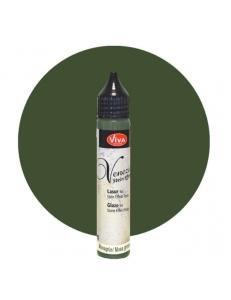 Глазурь для краски-пасты с эффектом венецианской штукатурки Viva-Venezia-Lasur 702 зеленый, 28 мл