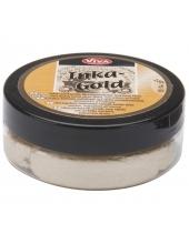 Краска-паста металлик Inka-Gold 909 старое серебро, 50г, Viva Decor (Германия)
