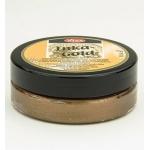 Краска-паста металлик Inka-Gold 935 золотисто-коричневый, 50г, Viva Decor (Германия)