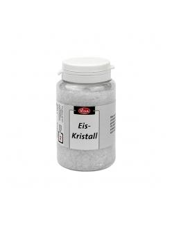 Стеклянная крошка Eis-kristall с эффектом снега Viva Decor