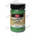 Фацетный лак Viva Facetten Lack 701, цвет светло-зеленый металлик, 90 мл