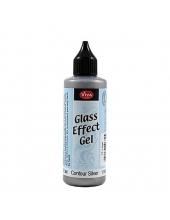 Гель-контур с эффектом стекла Viva-Glaseffekt-Gel, цвет 901 серебро, 82 мл