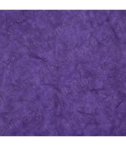 Рисовая бумага для декупажа однотонная, цвет 35 фиолетовый, 50х70 см, Calambour (Италия)