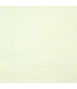 Рисовая бумага для декупажа однотонная, цвет 50 светло-желтый, 50х70 см, Calambour (Италия)