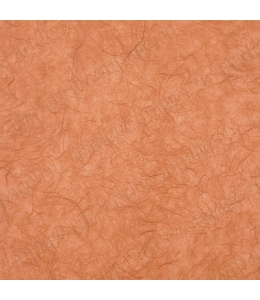 Рисовая бумага для декупажа однотонная, цвет 58 терракота, 50х70 см, Calambour (Италия)