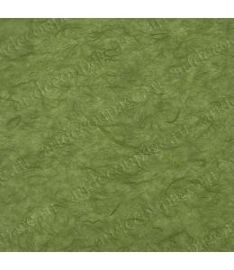 Рисовая бумага для декупажа однотонная, цвет 66 мох, 50х70 см, Calambour (Италия)