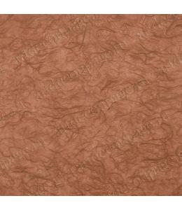 Рисовая бумага для декупажа однотонная, цвет 73 кирпичный, 50х70 см, Calambour (Италия)
