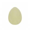 """Деревянная плоская фигурка """"Яйцо"""", фанера, 5,5 см"""