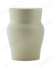Заготовка ваза деревянная, 9х12 см, WOODBOX