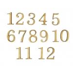 Цифры для часов деревянные арабские Классические 18 мм