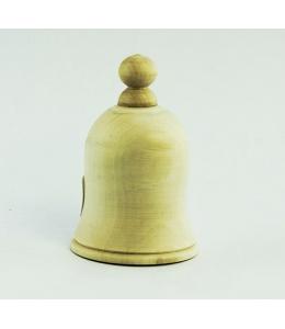 """Заготовка """"Рождественский колокольчик"""", дерево, 55х85 мм, Woodbox Россия"""