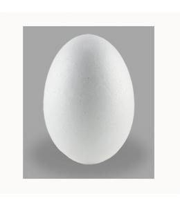 """Заготовка из пенопласта """"Пасхальное яйцо"""" 12 см, EFCO (Германия)"""