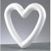 Заготовка из пенопласта Сердце 20 см, EFCO (Германия)