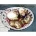 Заготовка для декупажа яйцо деревянное, 4,3х5,8 см, WOODBOX