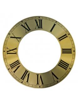 Циферблат для часов с вырезанным внутреним кругом 212х125мм Young Town