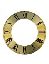 Циферблат для часов с вырезанным внутреним кругом 188х109мм , римские цифры, Young Town