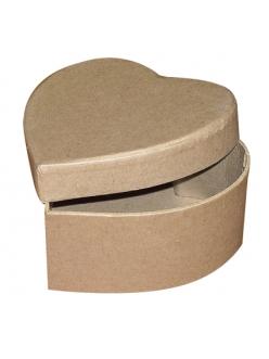 """Заготовки коробки картонные """"Сердце"""", набор 2 шт., Stamperia"""