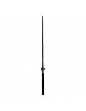 Стрелка секундная для часового механизма YT6001black, черный металл, 125 мм, Young Town (Гонконг)
